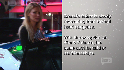 Brandi End of Season RHOBH