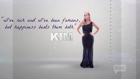 Kim tagline