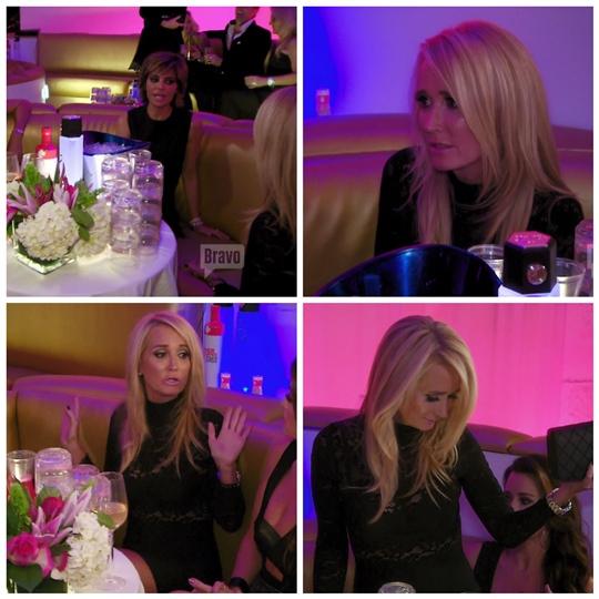 Lisa Kim Adrienne Party