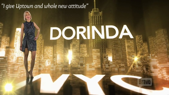 Dorinda Tagline