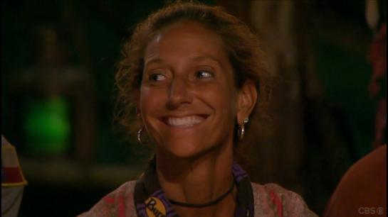 Carolyn Survivor Thrilled