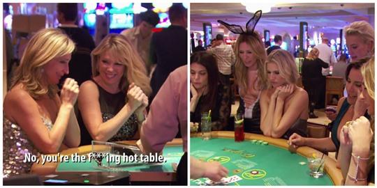 RHONY gambling