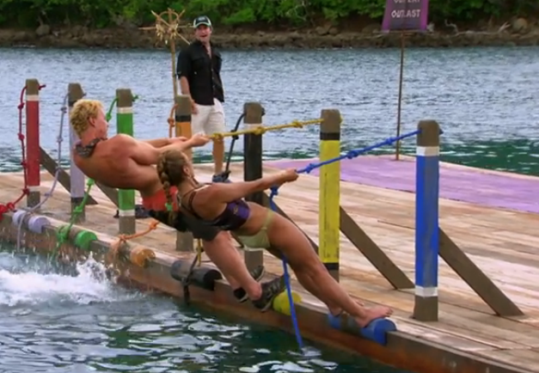 Survivor Ropes Immunity