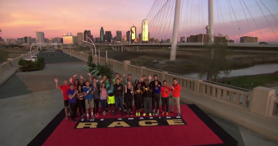 goodbye amazing race