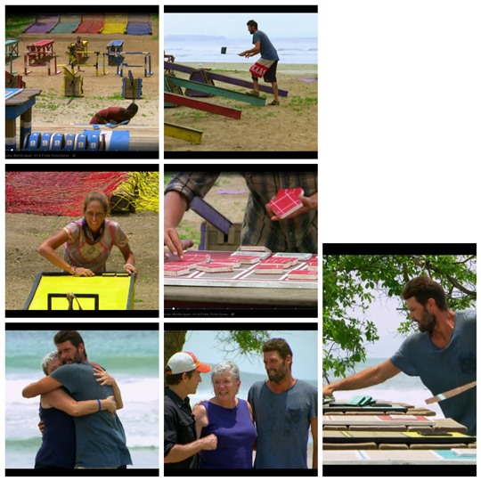 survivor family reward