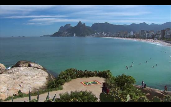 Amazing Race Rio Pitstop