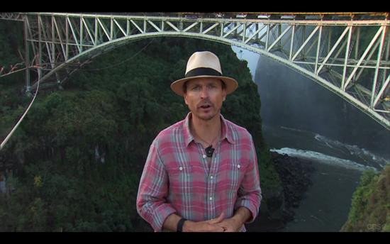 Amazing Race phil Victoria Falls Bridge