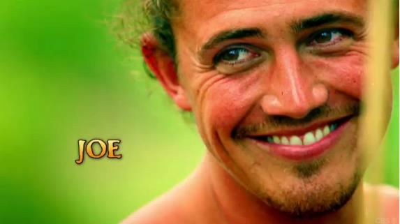 Survivor 31 Joe