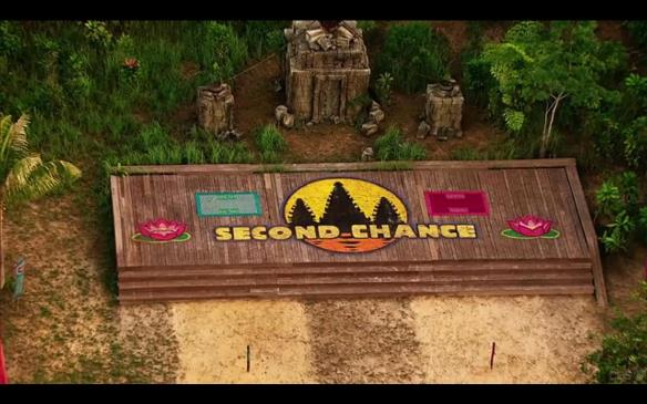 Survivor 31 first challenge