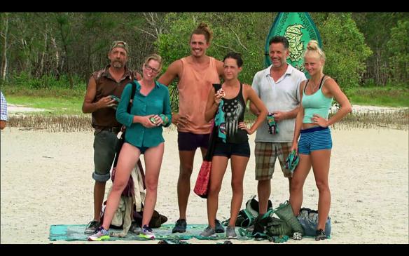 Survivor New Tribes Ta Keo