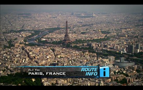 amazing race paris france