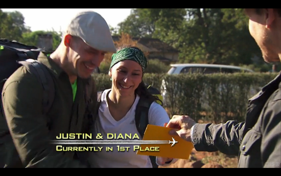 justin and diana pitstop