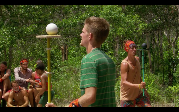 Immunity Challenge Joe Spencer