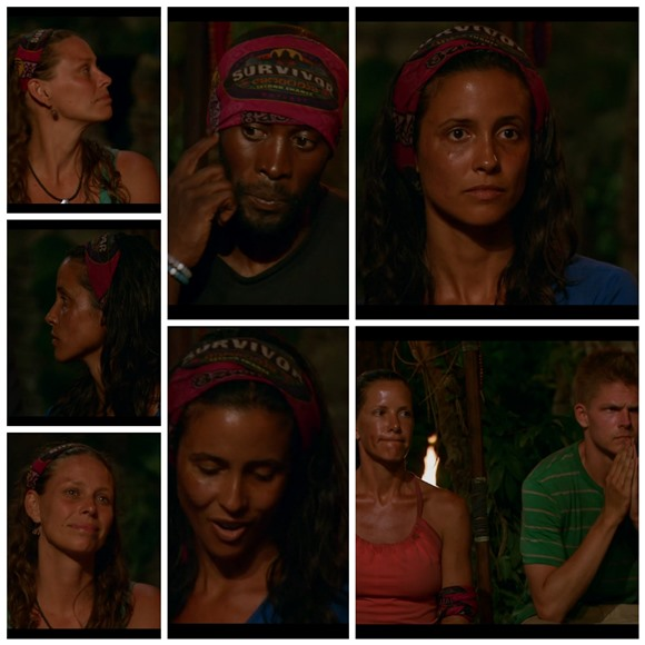 Survivor Bayon Tribal Council