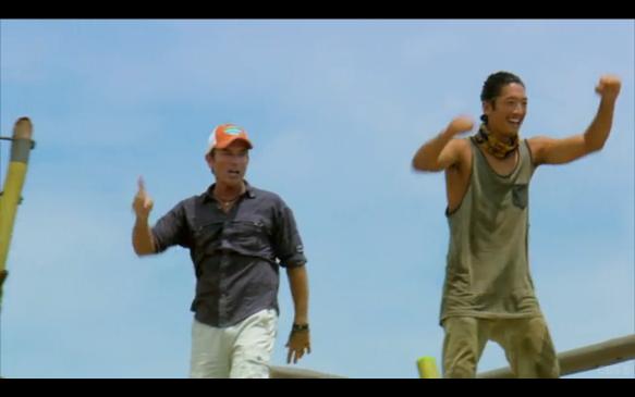 Survivor Immunity Challenge Angkor wins