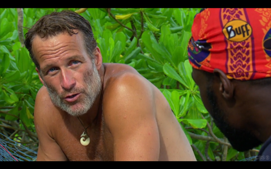 Survivor Savage talks to Jeremy