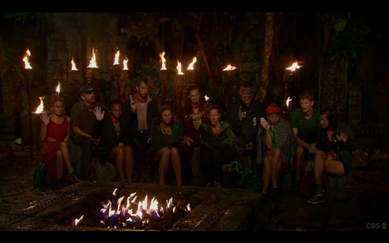 Survivor Tribal