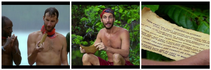 Survivor immunity challenge advantage Stephen
