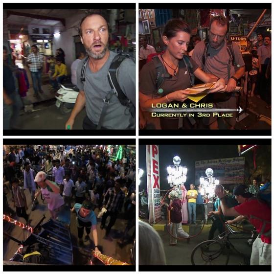 Amazing Race India Streets