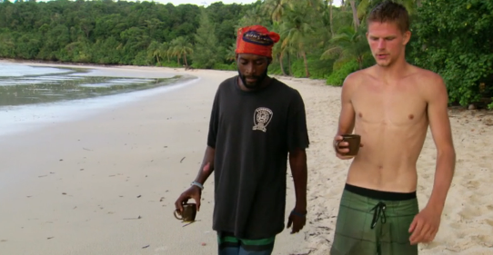Jeremy and Spencer Survivor Second Chance