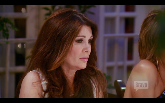 Lisa V Shallow Idiot RHOBH