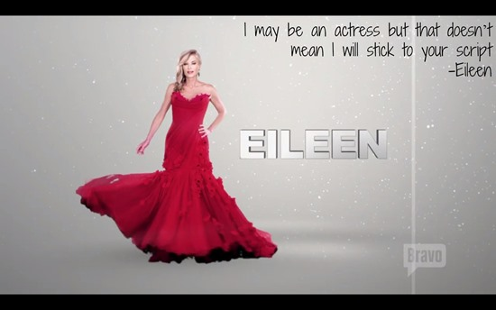 RHOBH Season 6 tagline Eileen