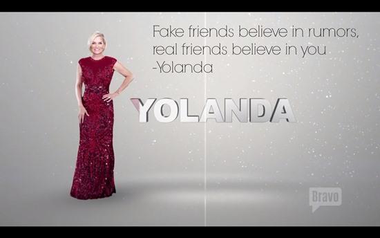 RHOBH Season 6 tagline Yolanda