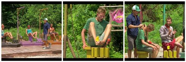 Survivor Cambodia Spencer wins Immunity