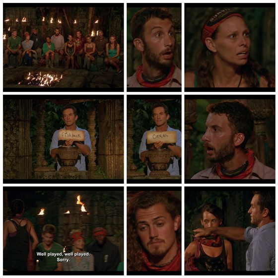 Survivor Cambodia jeremy saves fishback