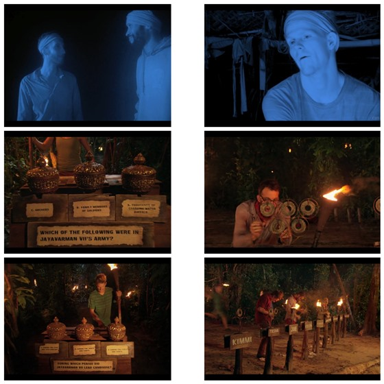 Survivor Cambodia reward challenge pt 2