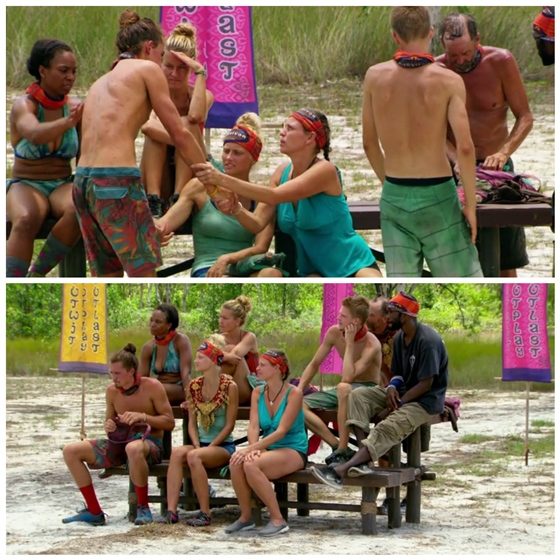 Survivor Second Chance Immunity