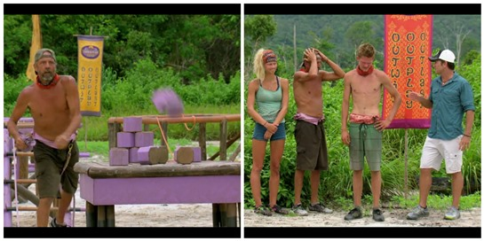 Survivor Second Chance Reward Challenge Keith Wins