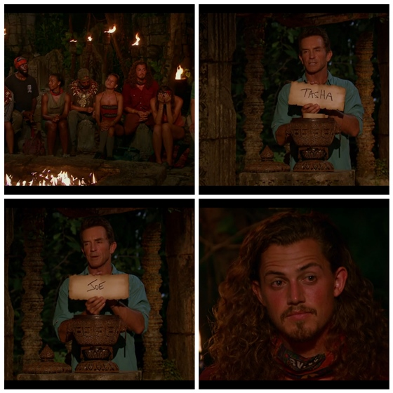 Survivor Second Chance Tribal Council